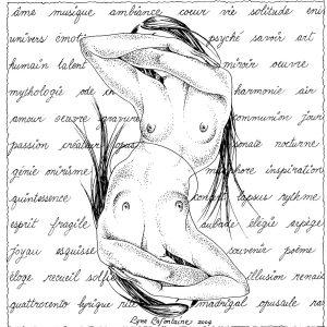 Couverture du bulletin artistique Salut L'Artiste (Amécs) No 15