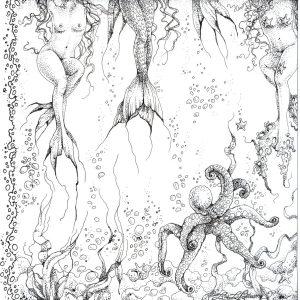 Couverture du bulletin artistique Salut L'Artiste (Amécs) No 21