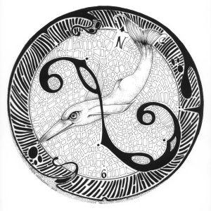 Couverture du bulletin artistique Salut L'Artiste (Amécs) No 43