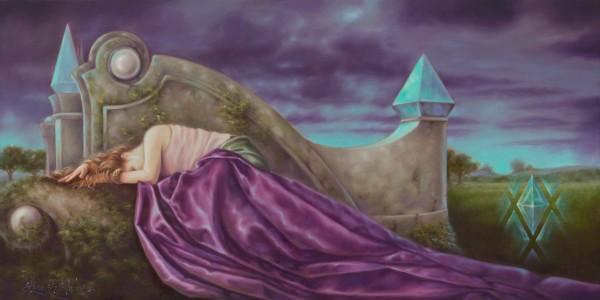 Cristallisation d'un rêve – 2009