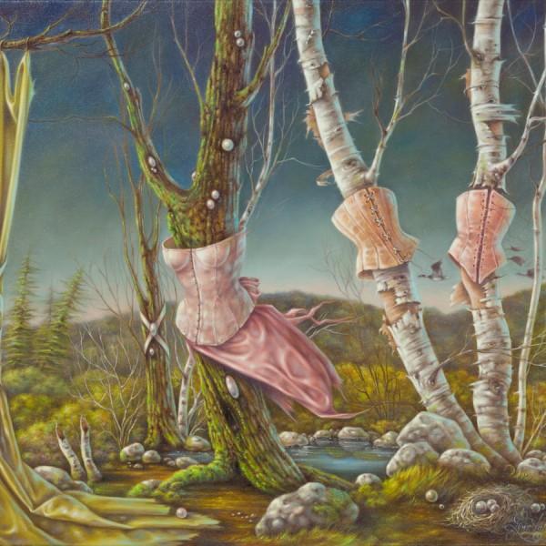 Intimité des bois – 2012
