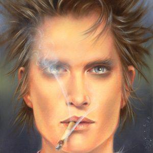 Parfumée par fumée – 2002