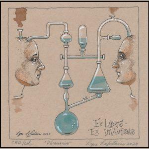 « Découvrir » Ex Libris – Ex Inventions – 2020