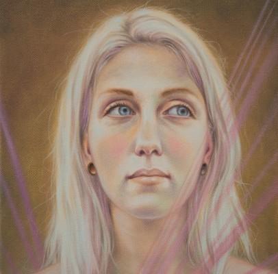 Julia Portrait Study – 2019