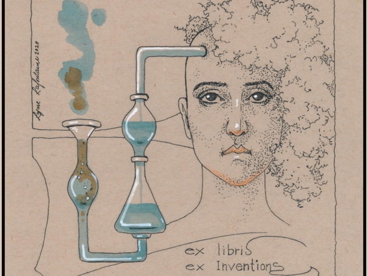 """""""Conception"""" Ex Libris Ex Inventions – 2020"""