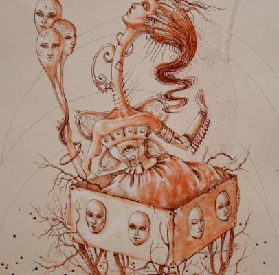 L'Impétueuse et sa boîte funeste – 2014