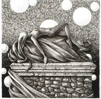 """Cover """"Salut L'Artiste"""" (Amécs) No 54"""