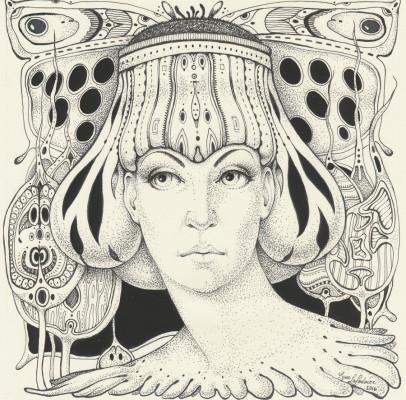 """Cover """"Salut L'Artiste"""" (Amécs) No 65"""