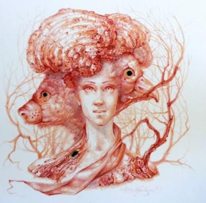 Le souffle d'une Psyché sauvage – 2013