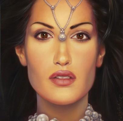 La Bella (look on Yasmeen Ghauri) – 2003